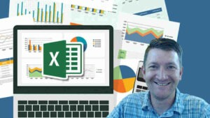 Microsoft Excel Data Analysis and Dashboard Reporting Online Course for Health Economists