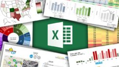 Microsoft Excel Advanced Excel Formulas and Functions online course for health economists